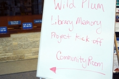 Wild Plum Kick-off
