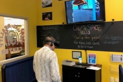 December Virtual Reality & Holiday Celebration at Franklin