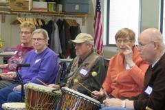 Drum Circle October 2018 Wild Plum Germantown
