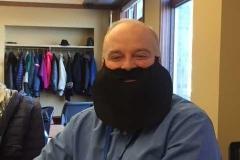 Randy with a lumberjack beard