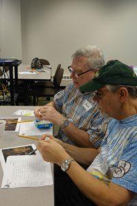 Memory Cafe Participants