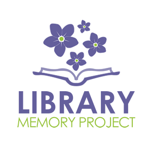 Library Memory Project logo